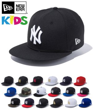 <img class='new_mark_img1' src='https://img.shop-pro.jp/img/new/icons61.gif' style='border:none;display:inline;margin:0px;padding:0px;width:auto;' />Kid's Youth 9FIFTY MLB / 19カラー