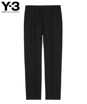 <img class='new_mark_img1' src='https://img.shop-pro.jp/img/new/icons5.gif' style='border:none;display:inline;margin:0px;padding:0px;width:auto;' />Y-3 M CLASSIC STRAIGHT LEG PANTS / ブラック [FS3311]