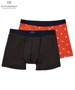 <img class='new_mark_img1' src='https://img.shop-pro.jp/img/new/icons5.gif' style='border:none;display:inline;margin:0px;padding:0px;width:auto;' />2-pack stretch-cotton boxer shorts  (2ペア1セット) / コンボA [282-49902]