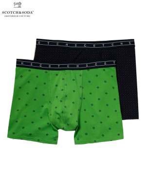 <img class='new_mark_img1' src='https://img.shop-pro.jp/img/new/icons5.gif' style='border:none;display:inline;margin:0px;padding:0px;width:auto;' />2-pack stretch-cotton boxer shorts  (2ペア1セット) / コンボA [282-49905]
