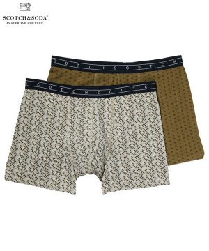 <img class='new_mark_img1' src='https://img.shop-pro.jp/img/new/icons5.gif' style='border:none;display:inline;margin:0px;padding:0px;width:auto;' />2-pack stretch-cotton boxer shorts  (2ペア1セット) / コンボB [282-49905]