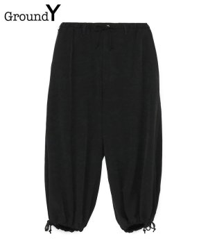 <img class='new_mark_img1' src='https://img.shop-pro.jp/img/new/icons5.gif' style='border:none;display:inline;margin:0px;padding:0px;width:auto;' />T/A Vintage Decyne Easy Balloon Pants / ブラック [GM-P10-500-2-03]