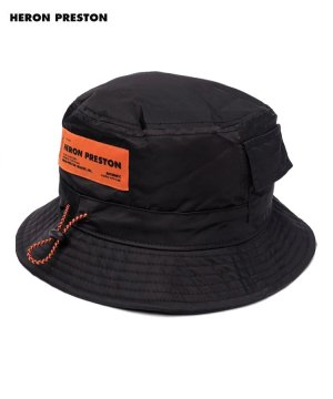 <img class='new_mark_img1' src='https://img.shop-pro.jp/img/new/icons5.gif' style='border:none;display:inline;margin:0px;padding:0px;width:auto;' />BUCKET HAT / ブラック [HMLF21-151]