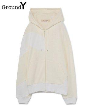 Heavy Fleece Big Hoodie / ホワイト [GM-T23-006-1-03]