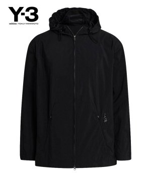 <img class='new_mark_img1' src='https://img.shop-pro.jp/img/new/icons5.gif' style='border:none;display:inline;margin:0px;padding:0px;width:auto;' />Y-3 M CLASSIC LIGHT SHELL RUNNING WINDBREAKER / ブラック [HB2787]