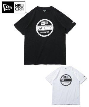 半袖 コットン Tシャツ バイザーステッカー レギュラーフィット / 2カラー