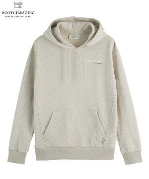 <img class='new_mark_img1' src='https://img.shop-pro.jp/img/new/icons5.gif' style='border:none;display:inline;margin:0px;padding:0px;width:auto;' />Unisex organic cotton hoodie / グレーメランジ [292-43850]