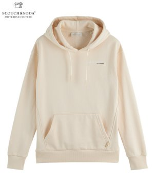 <img class='new_mark_img1' src='https://img.shop-pro.jp/img/new/icons5.gif' style='border:none;display:inline;margin:0px;padding:0px;width:auto;' />Unisex organic cotton hoodie / オフホワイト [292-43850]