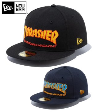 59FIFTY THRASHER マガジンロゴ / 2カラー