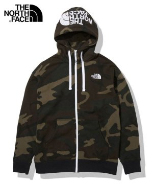 <img class='new_mark_img1' src='https://img.shop-pro.jp/img/new/icons5.gif' style='border:none;display:inline;margin:0px;padding:0px;width:auto;' />Novelty Rearview FullZip Hoodie / ウッドランドカモ (WC) [NT62131]