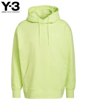 <img class='new_mark_img1' src='https://img.shop-pro.jp/img/new/icons5.gif' style='border:none;display:inline;margin:0px;padding:0px;width:auto;' />Y-3 M CLASSIC CHEST LOGO HOODIE / イエロー [HB3446]