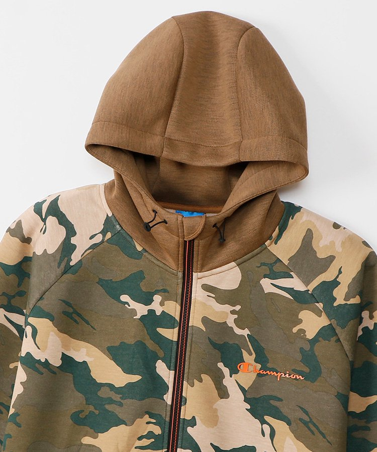 <img class='new_mark_img1' src='https://img.shop-pro.jp/img/new/icons5.gif' style='border:none;display:inline;margin:0px;padding:0px;width:auto;' />TECH WEAVE 3LS ZIP HOODIE / ベージュ [C3-US105]
