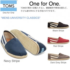 MENS-UNIVERSITY CLASSICS【4Color】