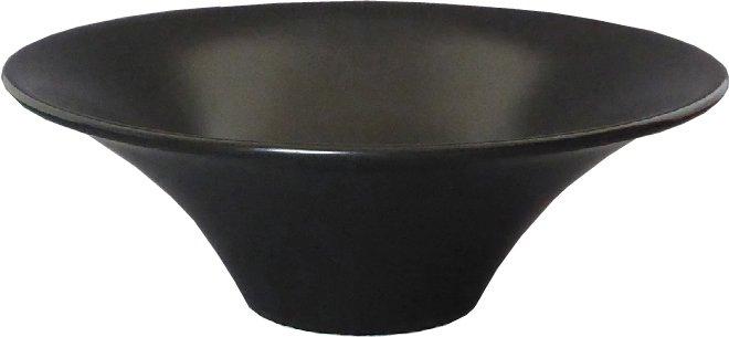 黒マット 21cm 富士型ボール