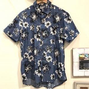 MOANALUオリジナルALOHAシャツ【フラワー】