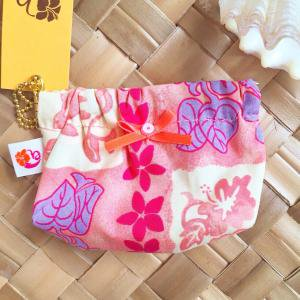 バネポーチS / liko(つぼみ)ピンク