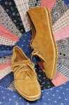 DEAD STOCK 60'S BALL BAND VELOUR LACE UP SHOES (BRN)