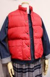 <img class='new_mark_img1' src='https://img.shop-pro.jp/img/new/icons43.gif' style='border:none;display:inline;margin:0px;padding:0px;width:auto;' />80'S Woolrich DOWN VEST (MADE IN USA・RED)