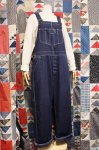 LATE 70'S SEARS DENIM OVERALL (BLE)