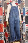 <img class='new_mark_img1' src='https://img.shop-pro.jp/img/new/icons43.gif' style='border:none;display:inline;margin:0px;padding:0px;width:auto;' />60'S SEARS DENIM OVERALL (BLE)