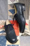 DEAD STOCK 60'S Barefoot Freedom WING TIP LEATHER OXFORD SHOES (NVY)