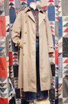 OLD Aquascutum Aqua 5 TRENCH COAT WITH DETACHABLE LINER (MADE IN ENGLAND)