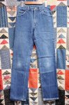 80'S-90'S Lee STRAIGHT LEG DENIM 5 POCKET PANTS (D.BLE)