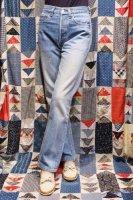 90'S Levi's 501 DENIM 5 POCKET PANTS W28 (MADE IN USA)