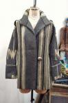 <img class='new_mark_img1' src='https://img.shop-pro.jp/img/new/icons43.gif' style='border:none;display:inline;margin:0px;padding:0px;width:auto;' />40'S〜 STAND COLLAR CHIMAYO JACKET(GRY/BLK/WHT)