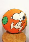 <img class='new_mark_img1' src='https://img.shop-pro.jp/img/new/icons43.gif' style='border:none;display:inline;margin:0px;padding:0px;width:auto;' />VINTAGE 60'S〜70'S SNOOPY CUSHION (ORG/GRN/WHT/PPL)