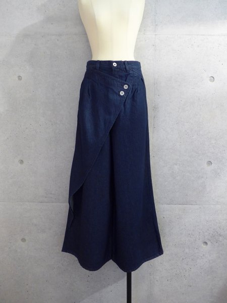 BRANDNEWOLD BNO WIDE PANTS COL. RINSE BLUE SIZE/28/29/30<img class='new_mark_img2' src='//img.shop-pro.jp/img/new/icons23.gif' style='border:none;display:inline;margin:0px;padding:0px;width:auto;' />