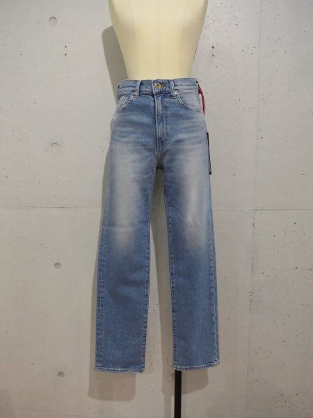 BRANDNEWOLD SLIM STRAIGHT PANTS COL.LIGHT USED SIZE/27/28/29