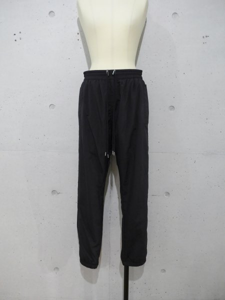 UNUSED NYLON PANTS COL.BLACK SIZE/0<img class='new_mark_img2' src='//img.shop-pro.jp/img/new/icons23.gif' style='border:none;display:inline;margin:0px;padding:0px;width:auto;' />