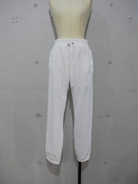 UNUSED NYLON PANTS COL.WHITE SIZE/0<img class='new_mark_img2' src='//img.shop-pro.jp/img/new/icons23.gif' style='border:none;display:inline;margin:0px;padding:0px;width:auto;' />