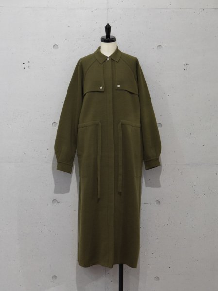 TAN RAGLAN SLEEVE COAT COL.KHAKI<img class='new_mark_img2' src='//img.shop-pro.jp/img/new/icons23.gif' style='border:none;display:inline;margin:0px;padding:0px;width:auto;' />