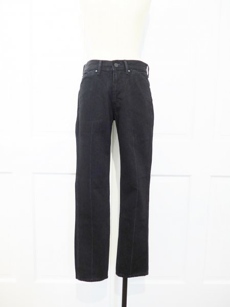 Needles  EY306 Slim-fit Jean 14oz denim  col.BLK size.1/2<img class='new_mark_img2' src='//img.shop-pro.jp/img/new/icons23.gif' style='border:none;display:inline;margin:0px;padding:0px;width:auto;' />