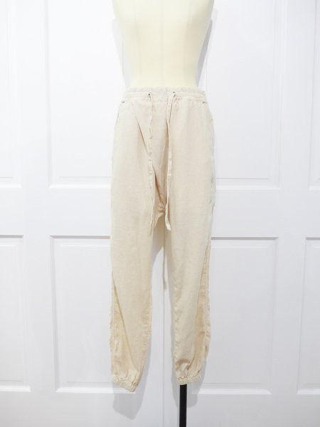 NEEDLES FE287 NW SAMUE PANT-C/L TWILL COL.OFFWHT SIZE/1/2<img class='new_mark_img2' src='//img.shop-pro.jp/img/new/icons23.gif' style='border:none;display:inline;margin:0px;padding:0px;width:auto;' />