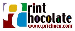 Print Chocolate Shopping Site!!