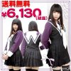 <img class='new_mark_img1' src='//img.shop-pro.jp/img/new/icons60.gif' style='border:none;display:inline;margin:0px;padding:0px;width:auto;' />1120A★MB●送料無料●<即納!特価!在庫限り!> 湾田高校冬制服 サイズ:M/BIG ●セーラー服 アイズ・I's● ●I