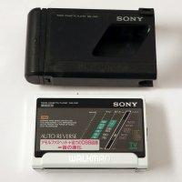 SONY・ソニー・WALKMAN・ウォークマン・WM-F501・ケース付