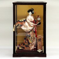人形の久月・日本人形「鼓」