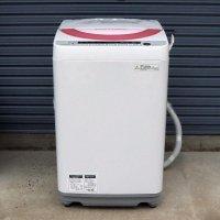 SHARP・シャープ・全自動洗濯機・6kg・ES-GE60P-P・2014年製