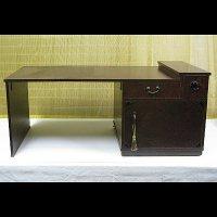 アンティーク折りたたみ式書机