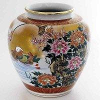 九谷焼花瓶