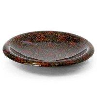 津軽塗の皿