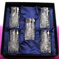 BOHEMIA ボヘミア グラス5個セット