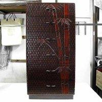 鎌倉彫り小物箪笥