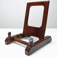 木製・皿台(飾り皿スタンド)
