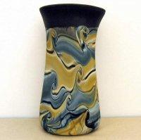 津軽びいどろ・北洋ガラス・花瓶