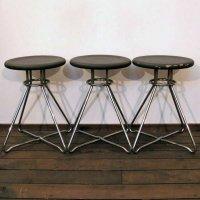 丸椅子(チェア)・3脚セット